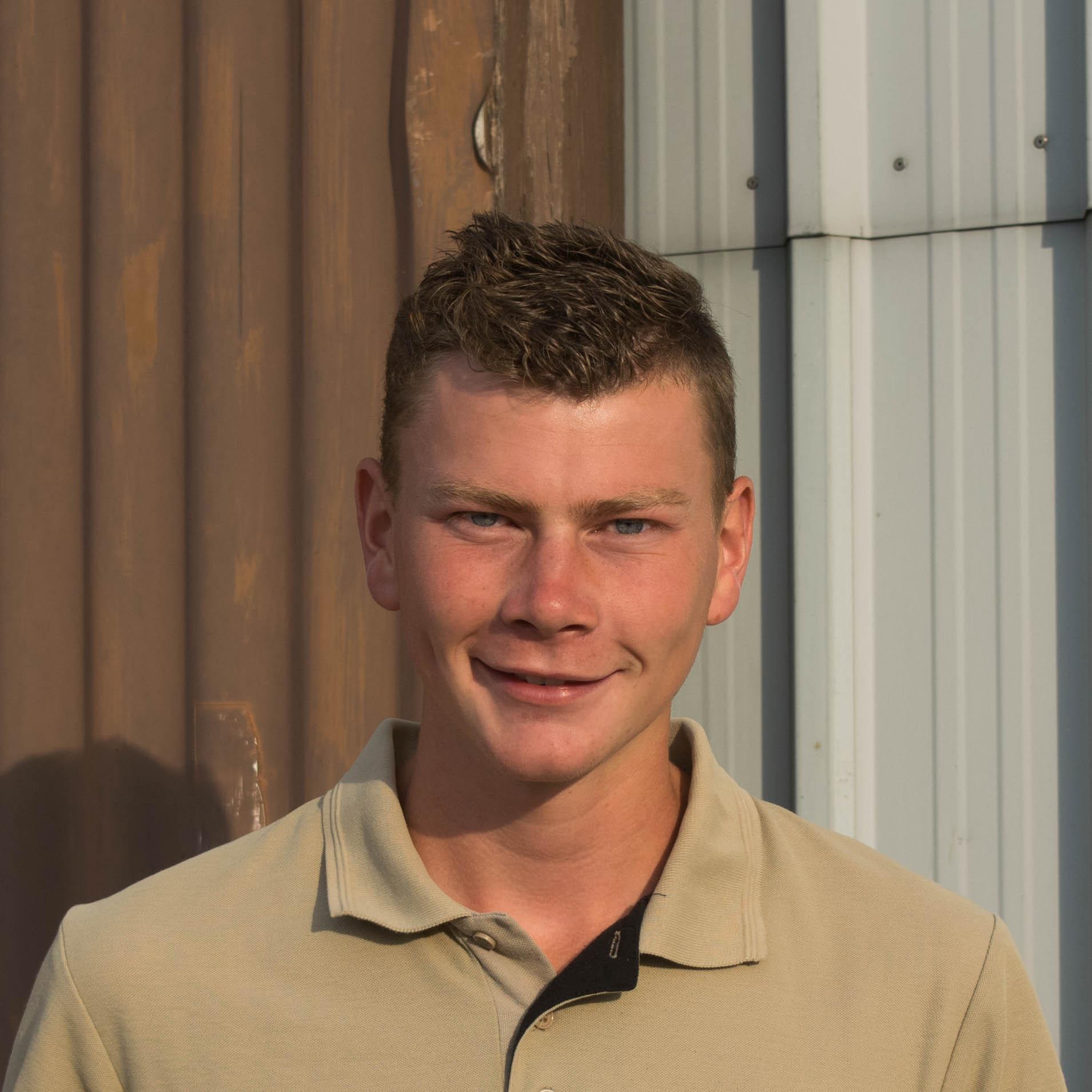 Mark van Lier Portret Personeel